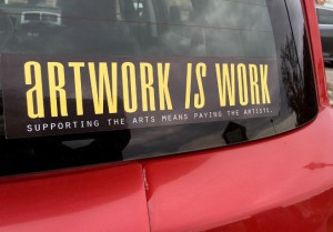 art sticker
